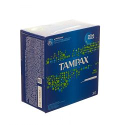 Tampax Super Tampons 30 pièces