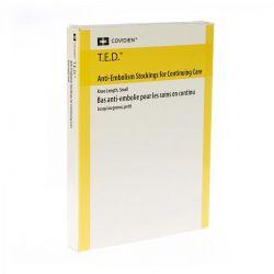 TED bas anti-embolie genou regular S 4265 2 pièces