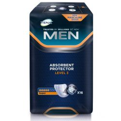 Tena for men level 3  16 pièces