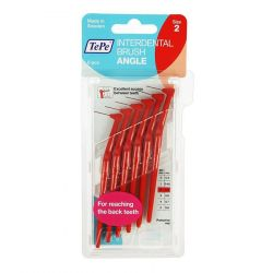 Tepe Angle rouge 0,5mm 6 pièces