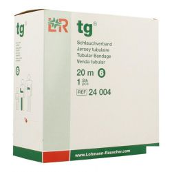 Tg 6 bandage tubulaire bras/jambe 20m  1 pièces