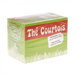 Thé courtois Infusettes 20x2g