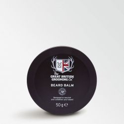 The Great British Grooming Co Beard Balm Baume 50gr