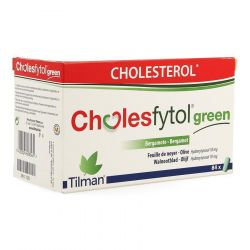 Tilman Cholesfytol Green Tabletten 84 stuks