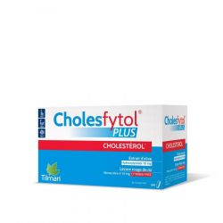 Tilman Cholesfytol Plus Tabletten 84 Stück