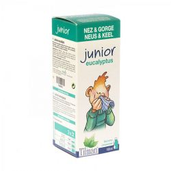 Tilman Junior eucalyptus Siroop 150ml