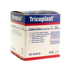 Tricoplast  6cmx2,5m 1 stuks