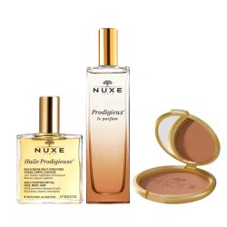 Une peau sublime by Nuxe