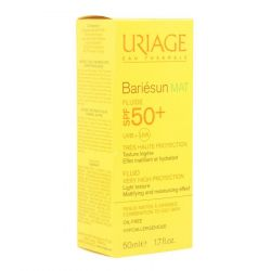 Uriage Bariésun mat SPF50+ Emulsion 50ml