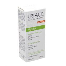 Uriage Hyséac mascarilla purificante Mascarilla 50ml