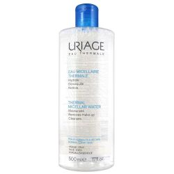 Uriage Thermaal Micellair Water normale tot droge huid Micellaire oplossing 250ml