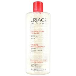 Uriage Thermaal Micellair water rode huid Micellaire oplossing 500ml