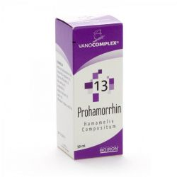 Vanocomplex 13 Prohaemorrhin Tropfen 50ml