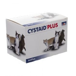 VetPlus Cystaid Plus chat Capsules 240 pièces