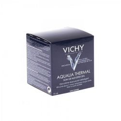 Vichy Aqualia Thermal Spa Nacht Gel-Creme 75ml