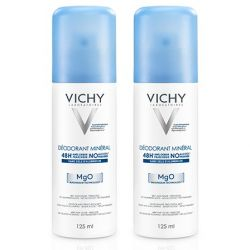 Vichy Deo Mineral 48h spray Duo Spray 2x125ml
