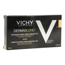 Vichy Dermablend kompakte teintkorrigierende Creme 45 gold Creme 9,5g