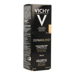 Vichy Dermablend teintkorrigierendes Make-up 45 gold Flüssige Creme 30ml