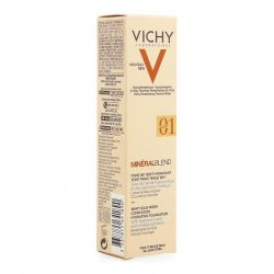 Vichy Minéralblend foundation Clay 01 30ml