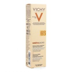 Vichy Mineralblend Foundation Gypsum 03 30ml