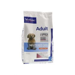 Virbac Adult Neutered Dog small & toy Croquettes sèches 7kg