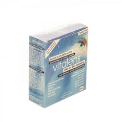 Vitalens Solution lentilles souples Travelpack 2x50ml