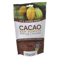 Vitanza HQ Superfood Cacaopoeder Poeder 200g