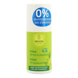 Weleda Citrus roll on deodorant Roll-on 50ml