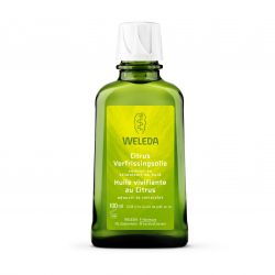 Weleda Citrus verfrissingsolie Olie 100ml