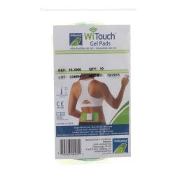 WiTouch Pro Gel Pads Pads 5x2 pièces