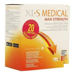 XLS Medical Max Strength Promo Tabletten 100+20 stuks