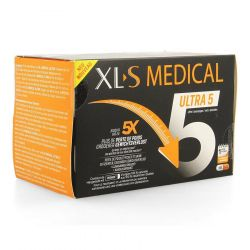 XLS Medical Ultra 5 Capsules 180 stuks