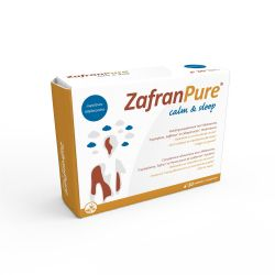 ZafranPure Calm & Sleep Tabletten 30 stuks