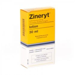 Zineryt lotion Lotion 30ml