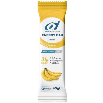 6D Energy bar Banane Riegel 6x45gr