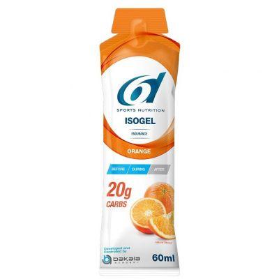 6D Isogel orange 60g Gelstift 6 Stück