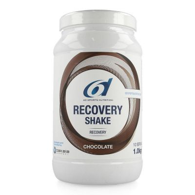 6D Recovery shake chocolade NF Poeder 1kg