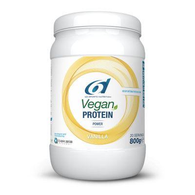 6D Vegan Protein Vanille Pulver 800gr