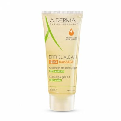 A-Derma Epitheliale A.H Duo gel-massage-olie Gel 100ml