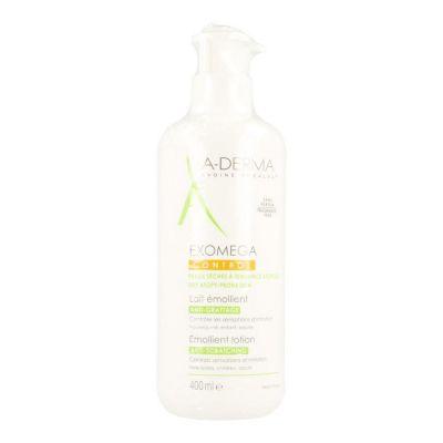 A-Derma Exomega Control Milch Körpermilch 400ml