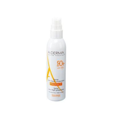 A-Derma Protect spray SPF50+ Espray 200ml