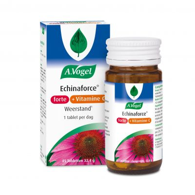 A.Vogel Echinaforce Forte + Vitamin C Tabletten 45 Stück