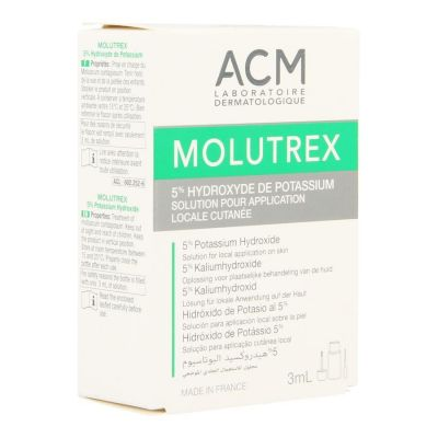 ACM Molutrex Solution 3ml
