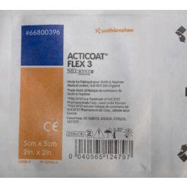 Acticoat Flex 3 5 x 5cm 1 stuks