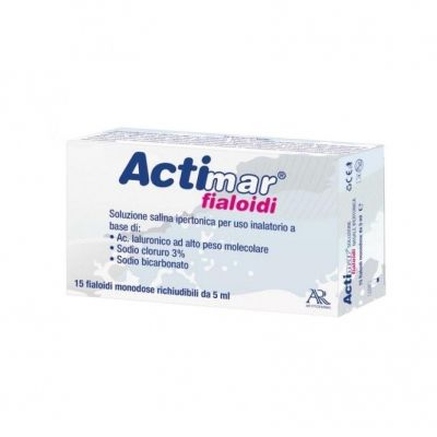 Actimar Fialoidi  Fiale 15x5ml