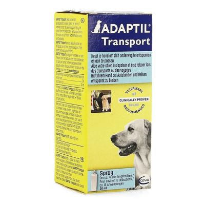 Adaptil Transport hond Spray 20ml