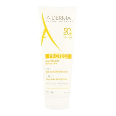Aderma Protect SPF50+ Lait 250ml