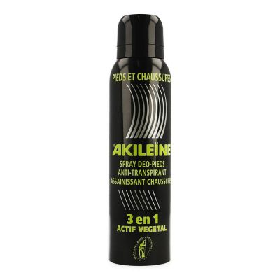 Akileïne Deo 3en1 Spray 150ml