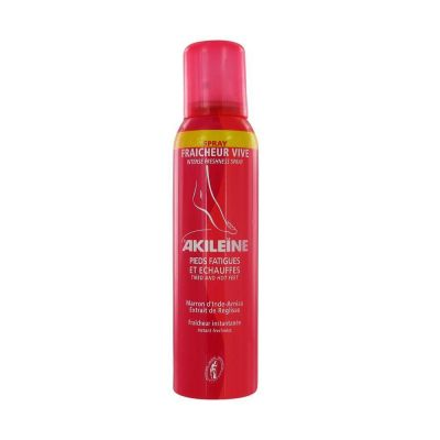 Akileïne spray fraîcheur vive Spray 150ml