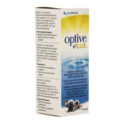 Allergan Optive plus Oogdruppels 10ml